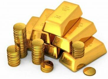 Вклады в золото